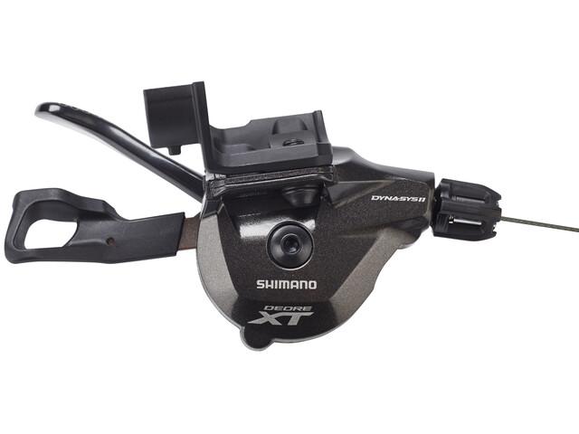 Shimano Deore XT SL-M8000 - Commande de vitesse - I-Spec II 11 vitesses noir